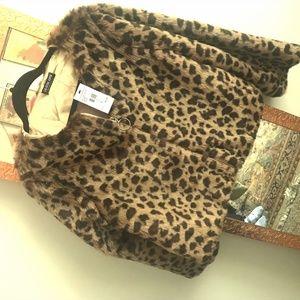 Fashion Nova Jackets & Coats - Leopard coat